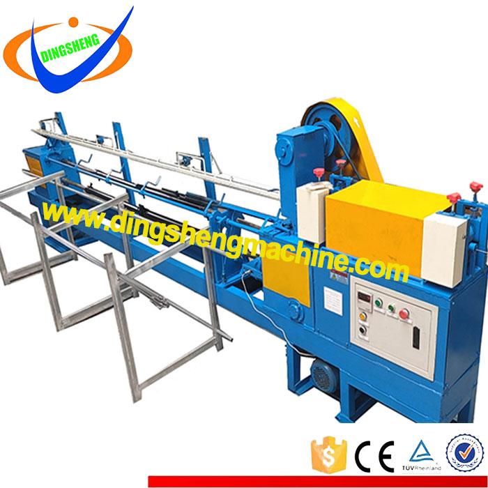 Quick link lock bale tie wire machine China factory