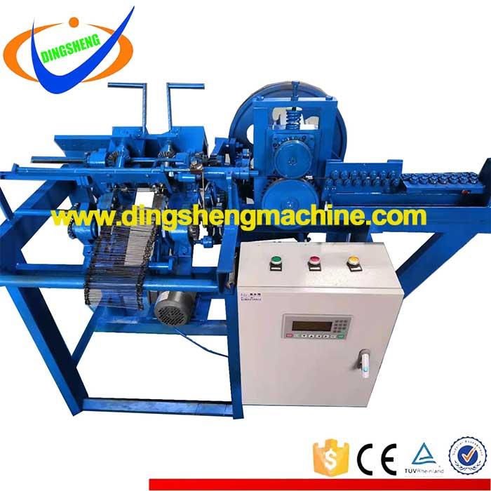 hot sale double loop tie wire machine