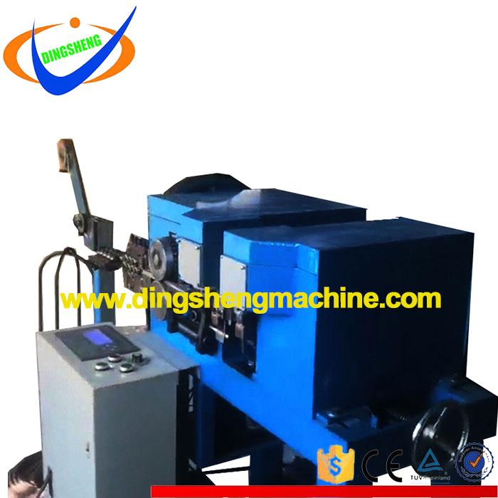 Welding loop tie galvanized wire machine