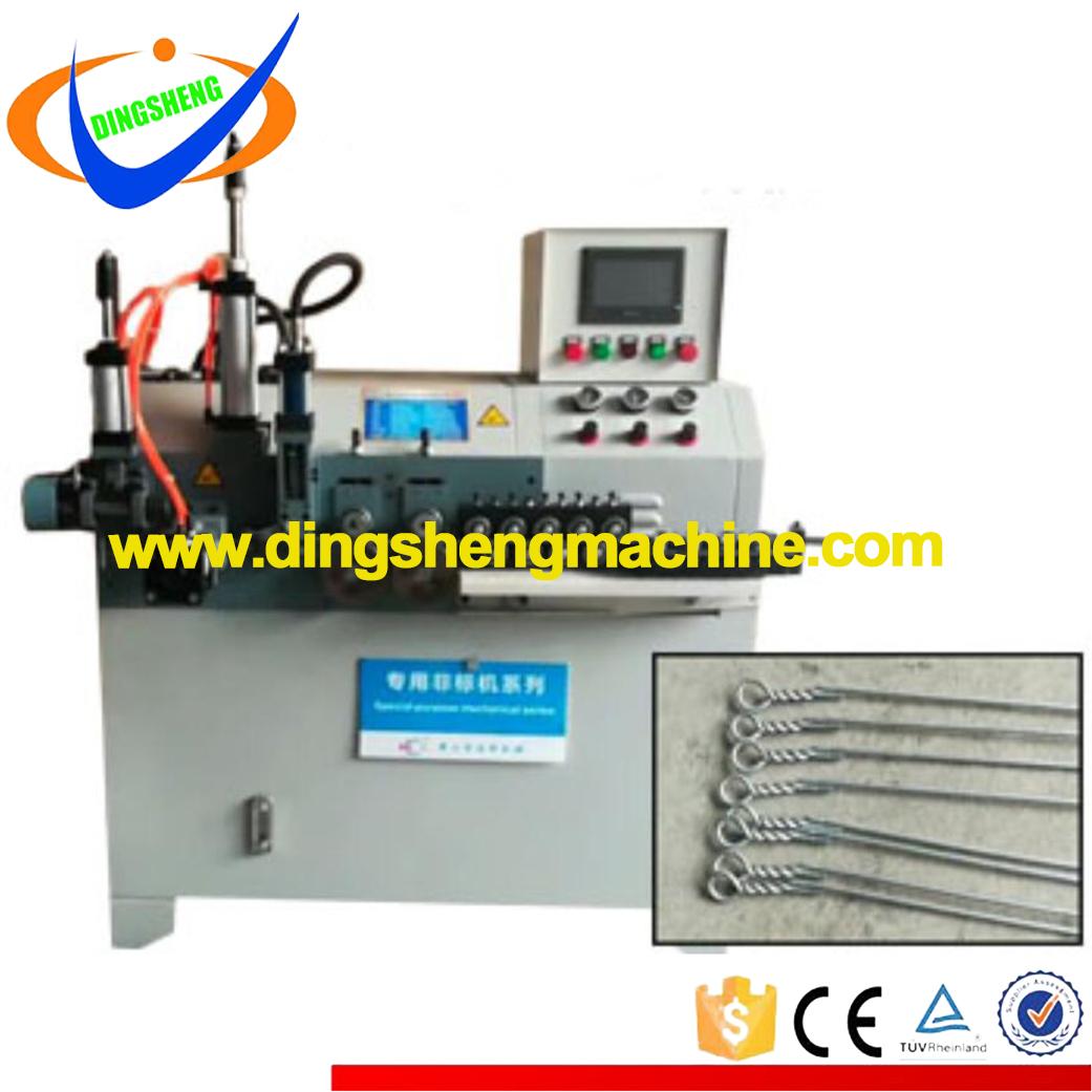 single loop bale tie machine manufacturer