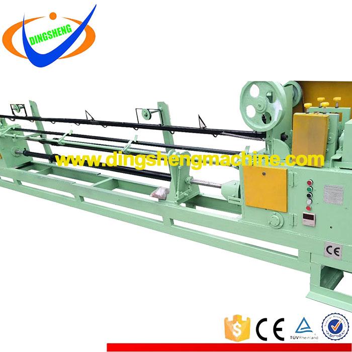 automatic quick link bale tie wire machine