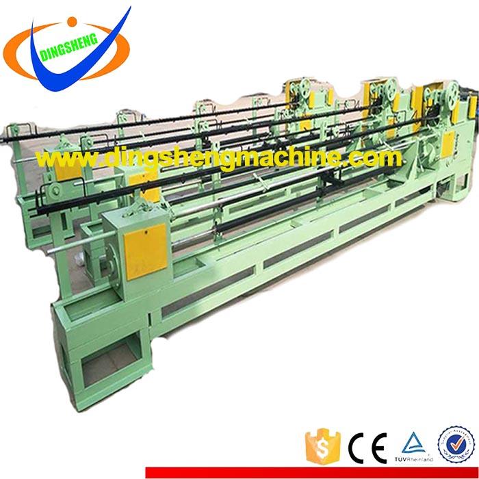 Automatic bale ties production machine