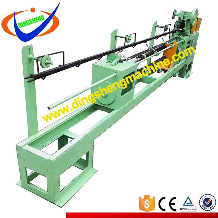 12 Gauge Double Loop Galvanized Bale Tie Wire Machine
