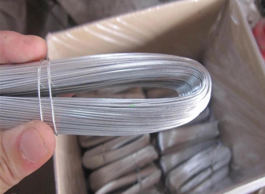 straight wire tie