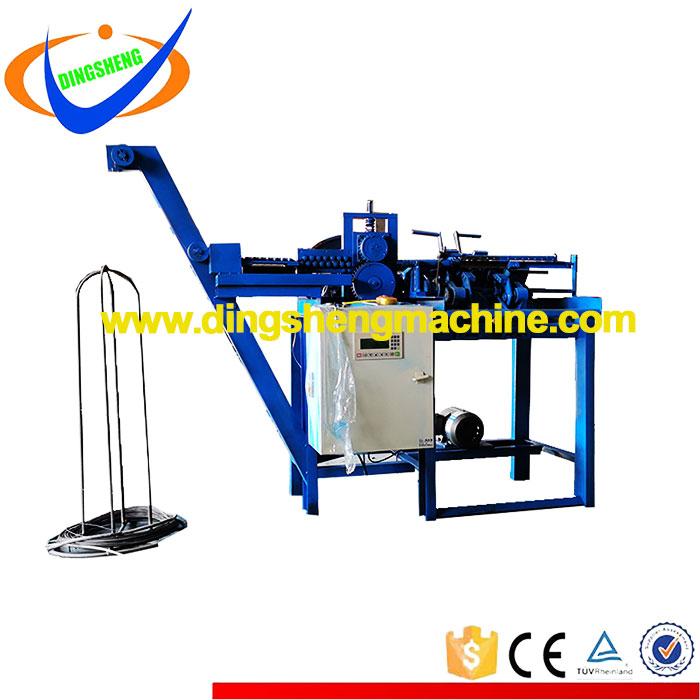 PVC coated loop tie wire machine