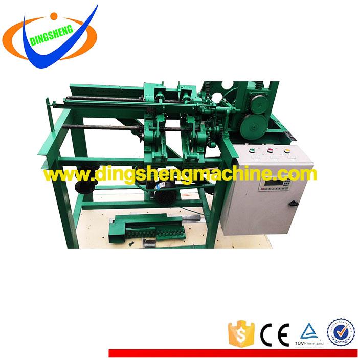 Steel bar tie wire making machine